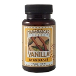 Natural Madagascar Vanilla Bean Paste 4 oz.