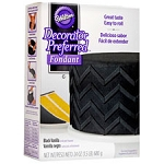 Wilton Black Decorator Preferred Fondant