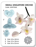 Small Singapore Orchid Cutter