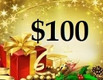 $100 Gift Card (ONLINE USE ONLY. NO EXCEPTIONS)