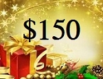 $150 Gift Card (ONLINE USE ONLY. NO EXCEPTIONS)