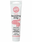 Wilton Pink Icing Tube 4.25 oz.