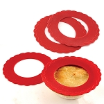 Mini Pie Pan Shields
