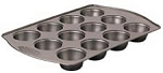 Excelle Elite 12 Cup Mini Cupcake Pan