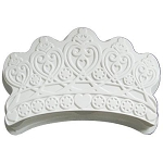 Princess Crown Plastic Pan