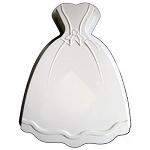 Princess Dress Plastic Pan