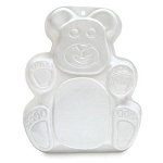 Teddy Bear Plastic Pan