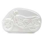 Motorcycle Plastic Pan