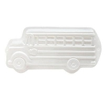 School Bus Plastic Pan