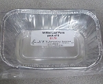 #1 Loaf Pan 6 Pack BASE ONLY