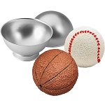 Wilton Sports Ball Shaped Cake Pan