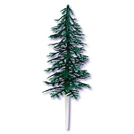 Large Pine Tree Pick