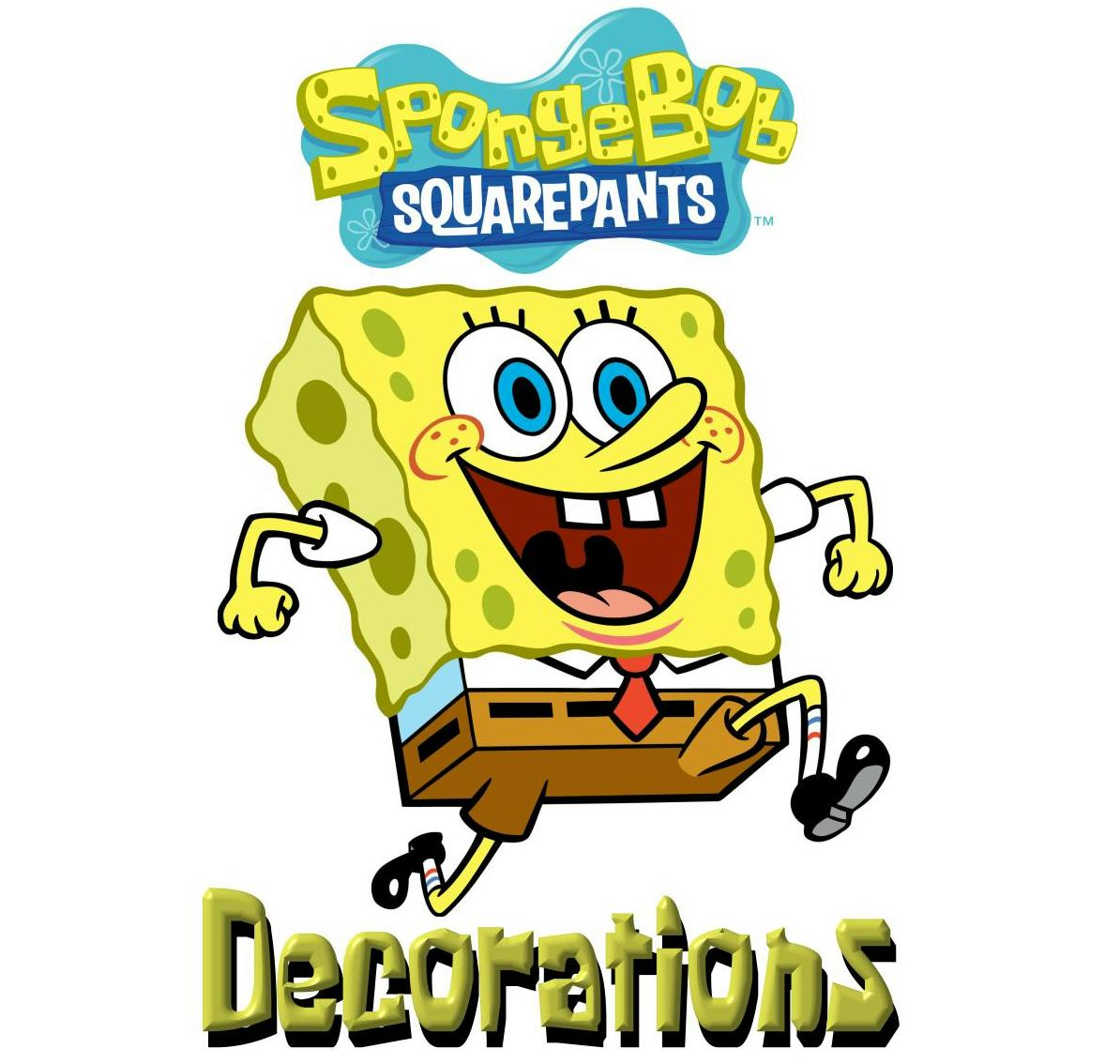 Spongebob Squarepants Decorations
