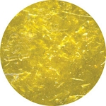 Yellow Edible Glitter 1/2oz.