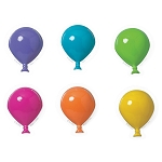 Neon Balloons Pop Tops®
