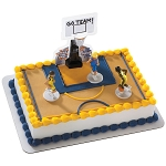 Select Background Image For Quarter Sheet Cake