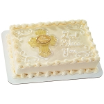 First Communion Cross Pop Tops®