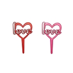 Love Heart Picks