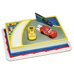 Cars 3 Ahead of the Curve DecoSet®