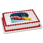 Cars 3 Race Ready PhotoCake® Edible Image®