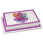 PAW Patrol™ Girl Pup Power PhotoCake® Edible Image®