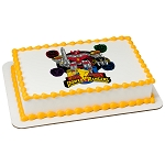 Power Rangers™ Go, Go, Power Rangers! PhotoCake® Edible Image®