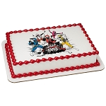 Power Rangers™ Ninja Steel PhotoCake® Edible Image®