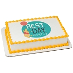 Disney Baby Winnie the Pooh Baby Shower PhotoCake® Edible Image®