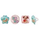 Paws & Kisses Rings