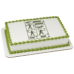 Disney/Pixar Toy Story The Plastic Platoon PhotoCake® Edible Image®