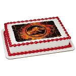Jurassic World™ Fallen Kingdom Molten PhotoCake® Edible Image®