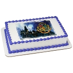 HARRY POTTER™ HOGWARTS™ Picturesque PhotoCake® Edible Image®