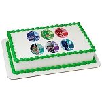 PJ Masks Into the Night PhotoCake® Edible Image®