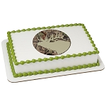 Mossy Oak® Break-Up Country Elk PhotoCake® Edible Image®