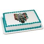Aquaman™ Unite The Kingdoms PhotoCake® Edible Image®