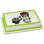 Minions™ Monsters PhotoCake® Edible Image®