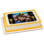 HARRY POTTER™ Harry Potter and Friends PhotoCake® Edible Image®