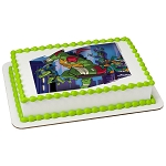 Teenage Mutant Ninja Turtles™ Mutant Mayhem PhotoCake® Edible Image®