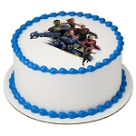 MARVEL Avengers Endgame Legendary Edible Image