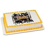 Back To The Future™ PhotoCake® Edible Image®