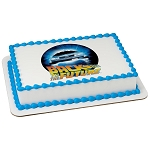 Back To The Future™ Outatime PhotoCake® Edible Image®