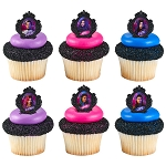 Descendants 3 So Not Ordinary Cupcake Rings- 12