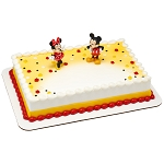 Mickey Mouse and Minnie Mouse Cake Kit