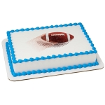 Football PhotoCake® Edible Image®