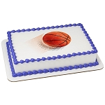 Basketball PhotoCake® Edible Image®