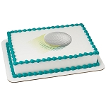 Golf Ball PhotoCake® Edible Image®