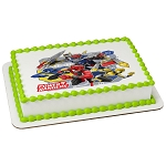Power Rangers™ Beast Morphers PhotoCake® Edible Image®