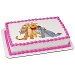 Winnie the Pooh and Friends PhotoCake® Edible Image®