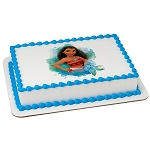 Disney Princess Moana PhotoCake® Edible Image®