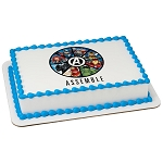 MARVEL Avengers Assemble PhotoCake® Edible Image®